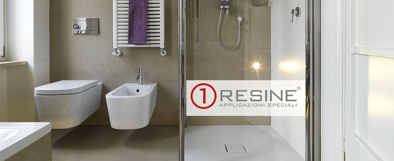 Rivestimenti di resina realizzazione e manutenzione pavimenti con pronto intervento 1 resine - Costo realizzazione bagno ...